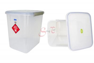Storage Box (Clip Cover)