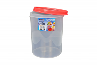 Air Tight Round Container, Code: 4215