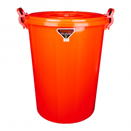 Pail with Lid, Code: 2800