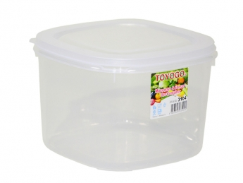SQ Microwave Container, Code: 3104
