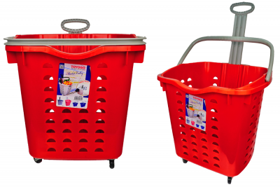 Trolley Basket (Code: 4321)
