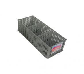 Stackable Slim Multi Use Tray with divider, Code: 4820