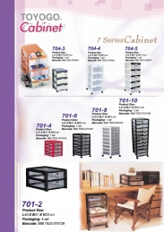 7 series storage drawer
