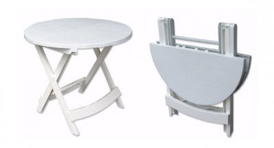 Foldable Round Table Code : 655