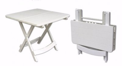 Foldable Square Table, Code : 654