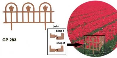 Plastic Fence (Code: GP 283)
