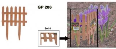 Plastic Fence (Code: GP 286)