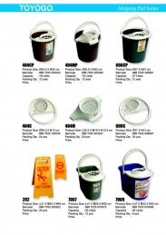 Mopping pail