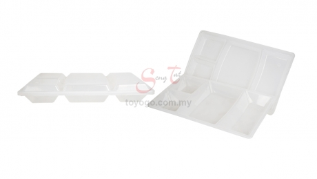 Food Serving Tray, Code: 1452