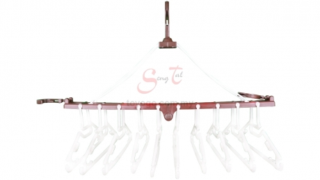 10-in-1 Clothes Hanger (Code: 911)